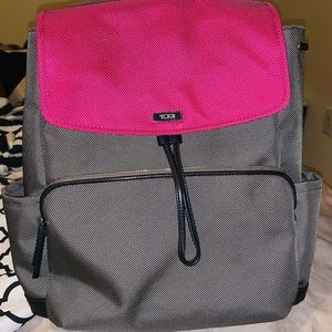 Women's Tumi bookbag!